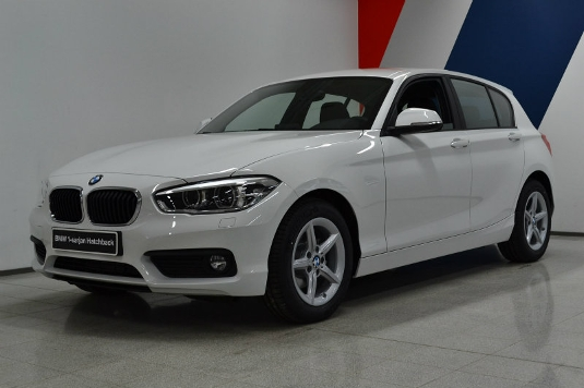 BMW 1, Immediately deliverable car