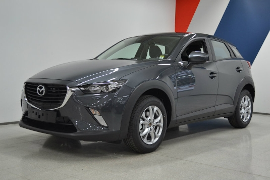 Mazda CX-3, Immediately deliverable car