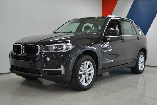 BMW X5, Immediately deliverable car