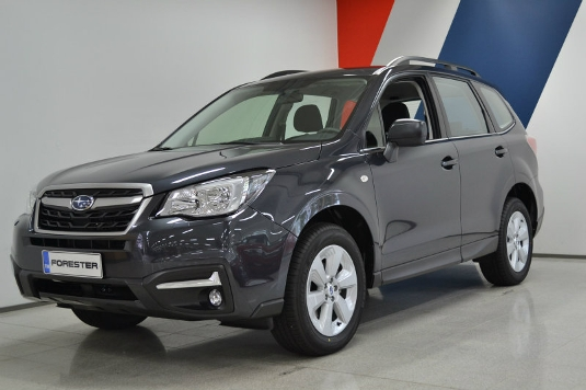 Subaru Forester, Immediately deliverable car