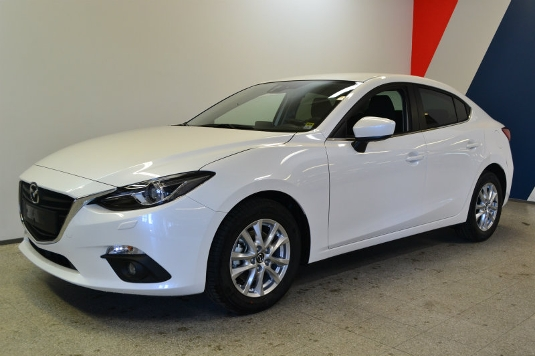 Mazda 3, Immediately deliverable car