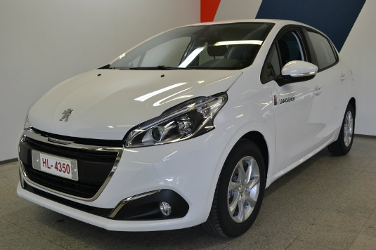Peugeot 208, Immediately deliverable car