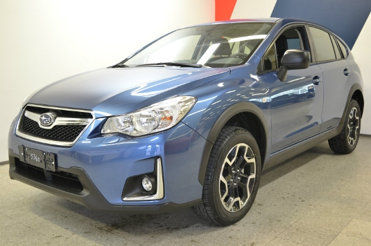 Subaru XV, Immediately deliverable car
