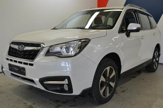 Subaru Forester, Immediately deliverable car