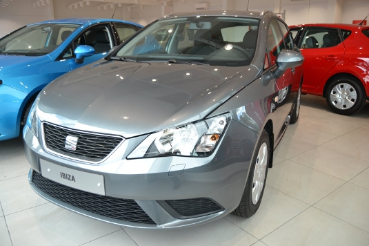 SEAT Ibiza, Immediately deliverable car