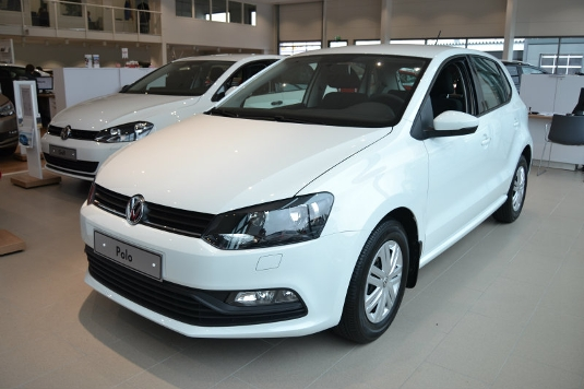Volkswagen Polo, Immediately deliverable car