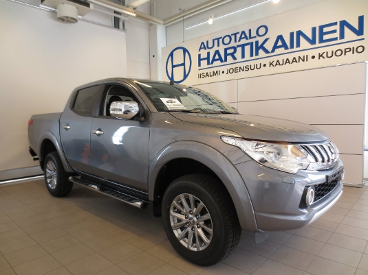 Mitsubishi L-200, Immediately deliverable car