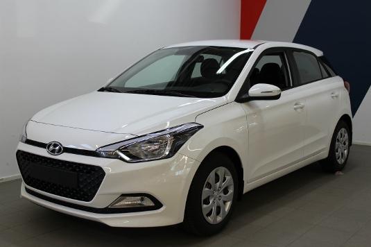 Hyundai i20, Immediately deliverable car