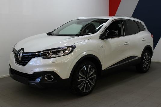 Renault Kadjar, Immediately deliverable car