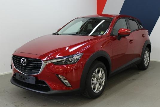 Mazda CX-3, Immediately deliverable car