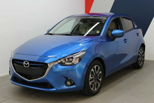Mazda 2, Immediately deliverable car