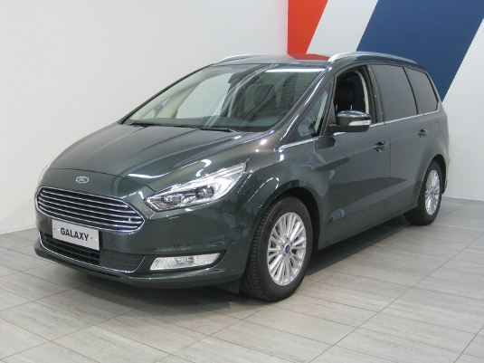 Ford Galaxy, Immediately deliverable car