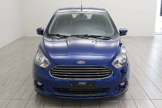 Ford Ka+, Immediately deliverable car