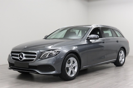 Mercedes-Benz E, Immediately deliverable car