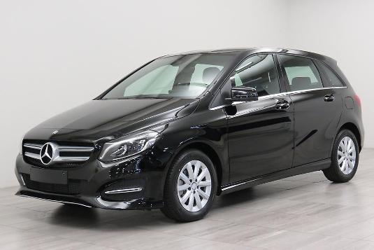 Mercedes-Benz B, Immediately deliverable car