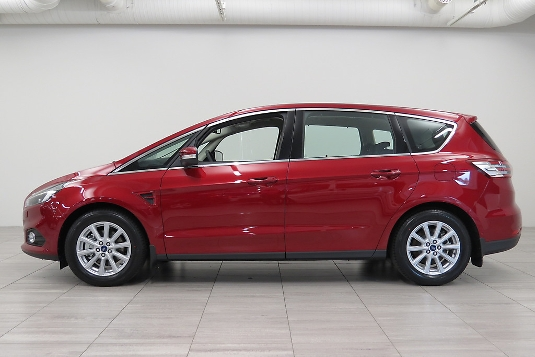 Ford S-MAX, Immediately deliverable car