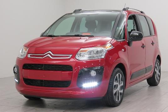 Citroën C3 Picasso, Immediately deliverable car