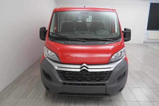 Citroën Jumper, Immediately deliverable car