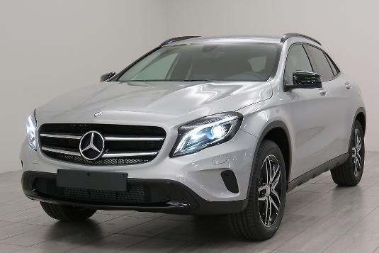 Mercedes-Benz GLA, Immediately deliverable car