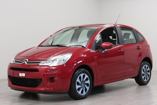 Citroën C3, Immediately deliverable car