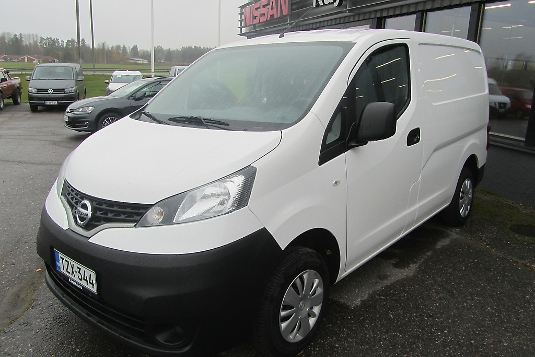 Nissan NV200, Immediately deliverable car