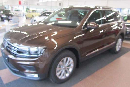 Volkswagen Tiguan, Immediately deliverable car