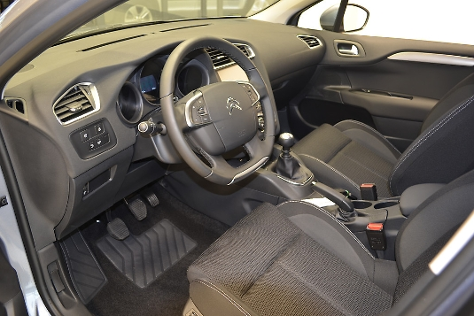 Citroën C4, Immediately deliverable car