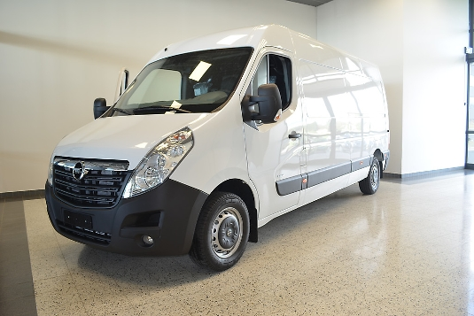 Opel Movano, Immediately deliverable car
