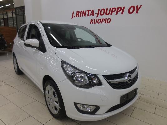 Opel Karl, Immediately deliverable car