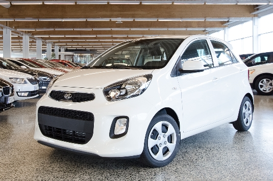 Kia Picanto, Immediately deliverable car