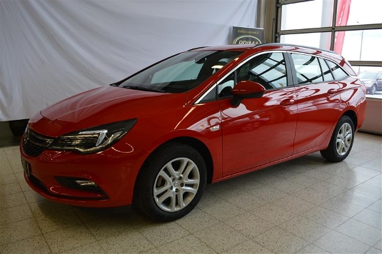 Opel Astra, Immediately deliverable car