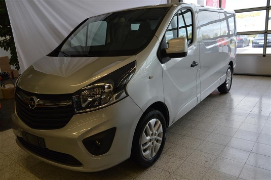 Opel Vivaro, Immediately deliverable car