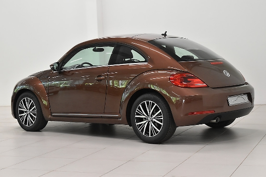Volkswagen Beetle, Immediately deliverable car