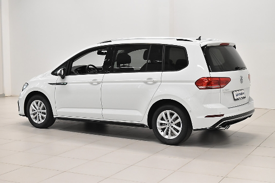 Volkswagen Touran, Immediately deliverable car