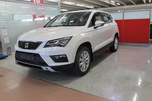 SEAT Ateca, Immediately deliverable car