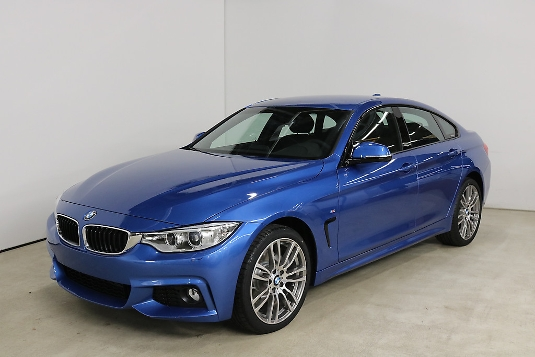 BMW 430, Immediately deliverable car