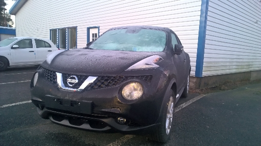 Nissan Juke, Immediately deliverable car