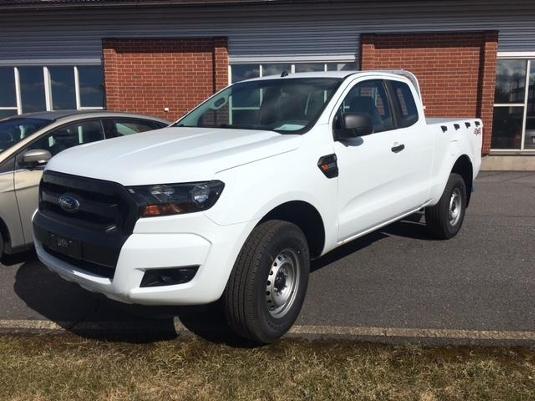 Ford Ranger, Immediately deliverable car