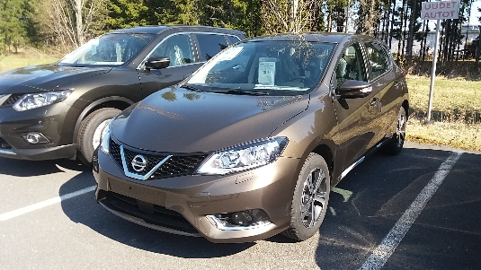Nissan Pulsar, Immediately deliverable car