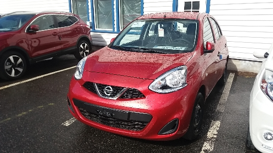 Nissan Micra, Immediately deliverable car