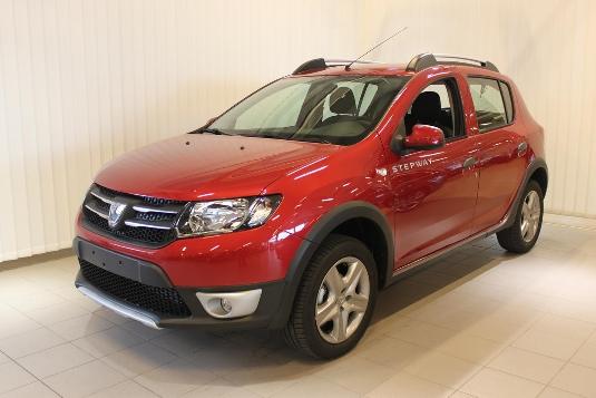 Dacia Sandero, Immediately deliverable car
