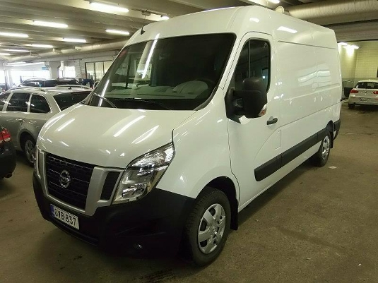 Nissan NV400, Immediately deliverable car