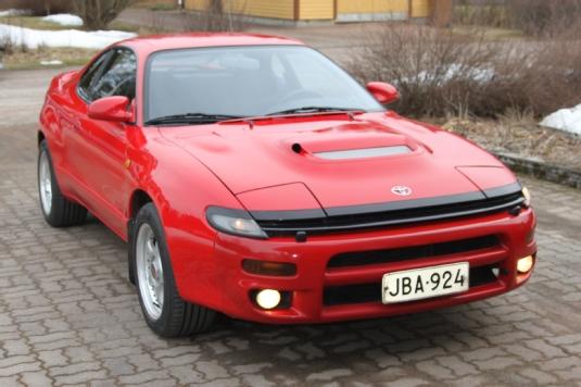 Toyota Celica, Vaihtoauto