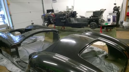 Ford Taunus, Vaihtoauto