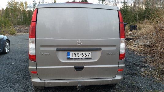 Mercedes-Benz Vito, Vaihtoauto