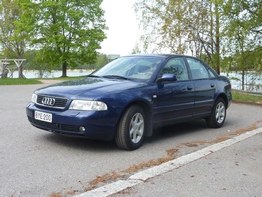 Audi A4 Sedan, Vaihtoauto