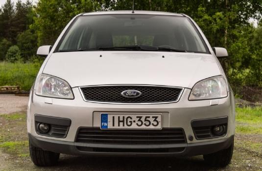 Ford Focus C-MAX, Vaihtoauto