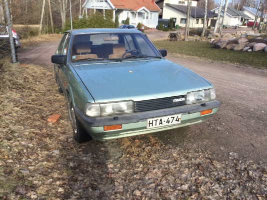 Mazda 626, Vaihtoauto