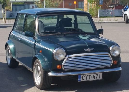 Mini Cooper, Vaihtoauto