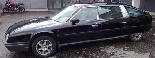Citroën CX, Vaihtoauto